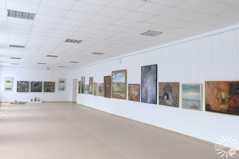 Городской выставочный зал (подразделение) Адрес: г. Жодино, ул. Деревянко, 14б